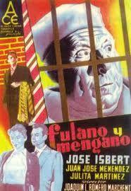 Fulano y Mengano, Joaquín Luis Romero March 1956