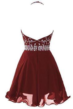 Short homecoming dress S049