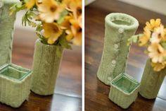 Nå er det på tide å kle opp vasene dine for vinteren