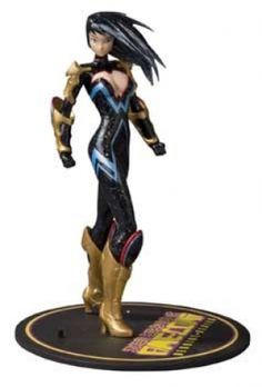 Ame Comi Figure - Donna Troy. Sculpted By Dave Cortes. In a vast, mysterious universe, a small but powerful force has existed for millennia. Protectors of peace & justice, they are called the Green Lantern Corps. Cosmic warriors sworn to keep intergalactic order, each Green Lantern wears a ring that grants superpowers! When a new enemy threatens to destroy the balance of power in the Universe, the fate of the Green Lanterns and of the Earth lie within the hands of the …