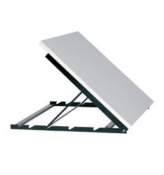 This Solidly Made Table Top Drawing Table Works As A