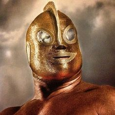 Luchador Mask, Mexican Wrestler, Lucha Underground, Buddha, Wrestling, Statue, Artwork, Photography, Mexican Art