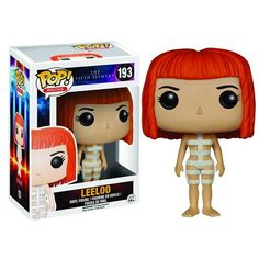 Pop! Movie. The Fifth Element. Leeloo (thermal bandage).