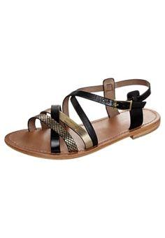 HAPAX - Sandales - noir - ZALANDO.FR. Nice ThingsBlack SandalsShoe. Les  Tropéziennes par M Belarbi ... 2f4ac4f3a763