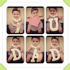 father's day gift ideas from baby - Google Search