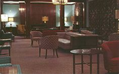 Main Lounge :: Bowden Postcard Collection Online