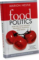"""Marion Nestle is one of my favorite food writers, and """"Food Politics"""" is probably her best-known work. It's very comprehensive and well researched as it explores the political and economic aspects of our food system and our health. It's one of the books I'd recommend to someone new to food writing, but there's enough there for someone who's well-read too. Food Politics is one of those books that makes you marvel at what would happen if everyone read it - it's THAT eye-opening."""