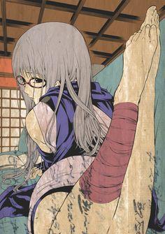 Sarutobi-Ayame-gintama-29215148-1802-2560.jpg (1802×2560)