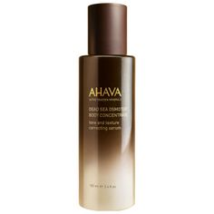 AHAVA DeadSea Osmoter Body Concentrate - 3.4 oz This innovative body serum provides light hydration, luminosity and clarity to skin from head-to-toe. It transforms rough skin by adding a younger radiance.