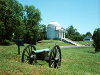 National Military Park, Vicksburg, MS