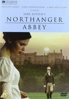 Northanger Abbey [Edizione: Regno Unito] DVD ~ Felicity Jones, http://www.amazon.it/dp/B000NDETLK/ref=cm_sw_r_pi_dp_t2Q5sb11XKE0V