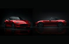 The new ND Miata looks absolutely stunning! Rejoice, our car is here. #longlivetheroadster #rallyways #miata