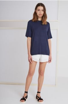 Loving this new modern tee that just hit the floor!