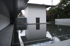 Museum Taisetsu Suzuki in Kanazawa, design by Yoshio Tanigucti