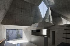 The Abiko house by Fuse Atelier...how minimal can living be?