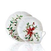 Lenox Dinnerware, Winter Meadow Collection
