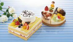 """【2014】お父さんの""""似顔絵""""を描いてケーキを贈ろう!シャトレーゼ「父の日スイーツ」"""