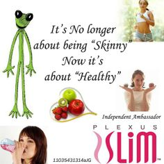 IT'S CHANGING LIVES! The unique steroidal glycoside extract used in Plexus Slim is estimated to be 100,000 times more potent than glucose, so as soon as it is sensed by the hypothalamus, the body is 'told' that it is full, thus inhibiting overeating.       ID#197480