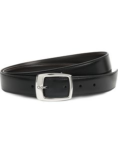 Top Grain Cowhide Plain Leather Belt with Clamp Buckle Mens 1 1//4 Inch 34 mm