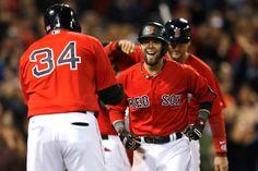 Red Sox 7, Athletics 1: Dustin Pedroia's slam highlights encouragingwin. Article: Ben Buchanan Photo: Jim Rogash