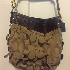 COACH purse Gently used Coach Bags Shoulder Bags