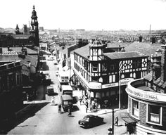 St Helens Town, Saint Helens, Childhood Days, My Town, Back In The Day, Old Photos, Britain, England, Street View