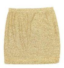 H&M Damen Rock gold Gr. S #hbeok4j