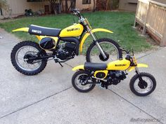 View diecastdiehard's photo of a 1978 Suzuki JR Uploaded on Photo number Suzuki Dirt Bikes, Suzuki Motocross, Suzuki Motorcycle, Cafe Racer Motorcycle, Moto Bike, Motorcycle Garage, Harley Davidson Motorcycles, Vintage Cycles, Vintage Bikes