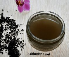 Black Seed (Kalonji) Hair Oil: Kick-Start Hair Growth in Bald Patches - hair buddha - Hair Loss Treatment Bald Hair Growth, Hair Growth Shampoo, Hair Growth Tips, Hair Care Tips, Hair Shampoo, Natural Hair Care, Natural Hair Styles, Natural Skin, Natural Health