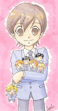 Ouran: ... --- by lyra-puu by Ouran-High-School.deviantart.com on @deviantART