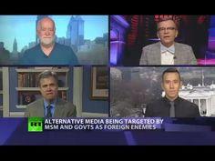 Cross Talk: Mainstream Media's Revenge (YouTube)