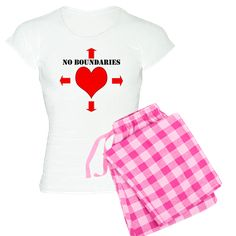 Heart (Unconditional Love) Pajamas