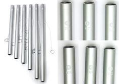 Yoga Mats & Equipment – Solfeggio Sound Pipes - set – a unique product by betulek on DaWanda