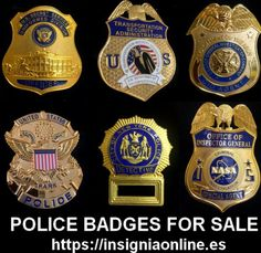 Police Badges For Sale, La Police Department, Special Forces Logo, Us Military Medals, Law Enforcement Badges, Money Notes, Movie Props, Fun Facts, Cool Things To Buy