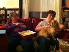 Mom, Echo, & Justin