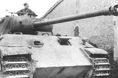 Panzer V Panther of the Panzer Lehr Division (Large formation of the Wehrmacht)