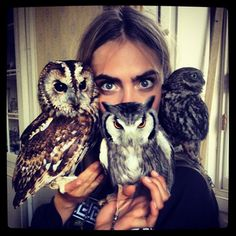 Cara Delevingne's Silliest Face