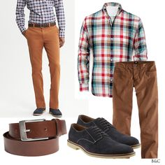 casual men's fashion
