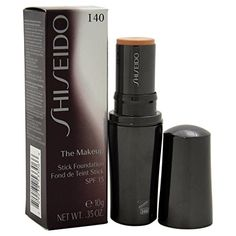 Shiseido The Makeup Stick SPF 15  I40 Natural Fair Ivory Foundation for Women 035 Ounce * See this great product. (Note:Amazon affiliate link)