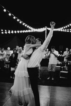 Love these sweet newlyweds and their adorable first dance | image by Kat Skye Photography #elegantweddinginspo #rusticweddinginspo #weddingphotoinspiration #weddingphotoideas #weddingportrait #couple #cutecouple #coupleportrait #firstlook