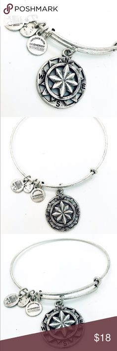 Alex and Ani Compass EWB, RS New with no tags!!                                                        Pictures by me!! Alex & Ani Jewelry Bracelets