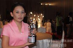 Nice Win Favourite Lifestyle Blog MSMW 2013 Awards