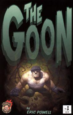 Cover for The Goon (Albatross Exploding Funny Books, 2002 series) #1