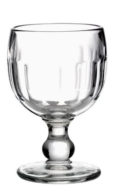 """La Rochere """"Couteau"""" 7-Ounce Wine Glass, Set Of 6 by French Home, LLC. $43.94. Set of 6 7-Ounce """"Coteau"""" rolling hills wine glasses. Dish washer safe. Durable everyday glass. La Rochere """"Coteau"""" rolling hills decor glass set. Machine made glass by la Rochere , founded 1475. La Rochere, located in France, is the oldest continuous running glass factory in Europe. Opened in 1475 (17 years before Columbus came to the Americas, La Rochere has been producing glass. Eac..."""