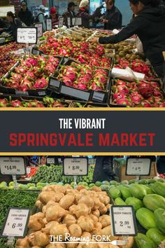 The Vibrant Springvale Market - The Roaming Fork Best Places To Eat, Places To Travel, Asian Street Food, Asian Market, Green Tomatoes, Plan Your Trip, Foodie Travel, Asia Travel, Travel Around The World