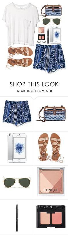 """Taking A Test Today..."" by twaayy ❤ liked on Polyvore featuring WithChic, Cheap Monday, The Sak, Billabong, Ray-Ban, Clinique, Stila and NARS Cosmetics"
