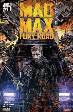 Read Mad Max - Fury Road - Max comic online