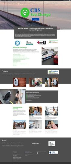 Electric vehicle charger installation Electric Cars, Electric Vehicle, Chester, Web Design, Journey, How To Apply, Design Web, The Journey, Website Designs