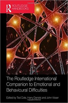#newbook:The Routledge International Companion to Emotional and Behavioural Difficulties Routledge Handbooks./ Ted Cole, Harry Daniels, John Visser.  http://solo.bodleian.ox.ac.uk/OXVU1:LSCOP_OX:oxfaleph020659560
