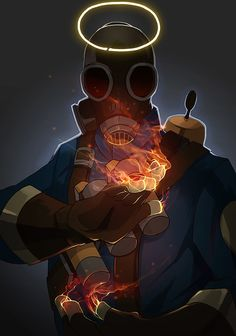 TF2 light pyro